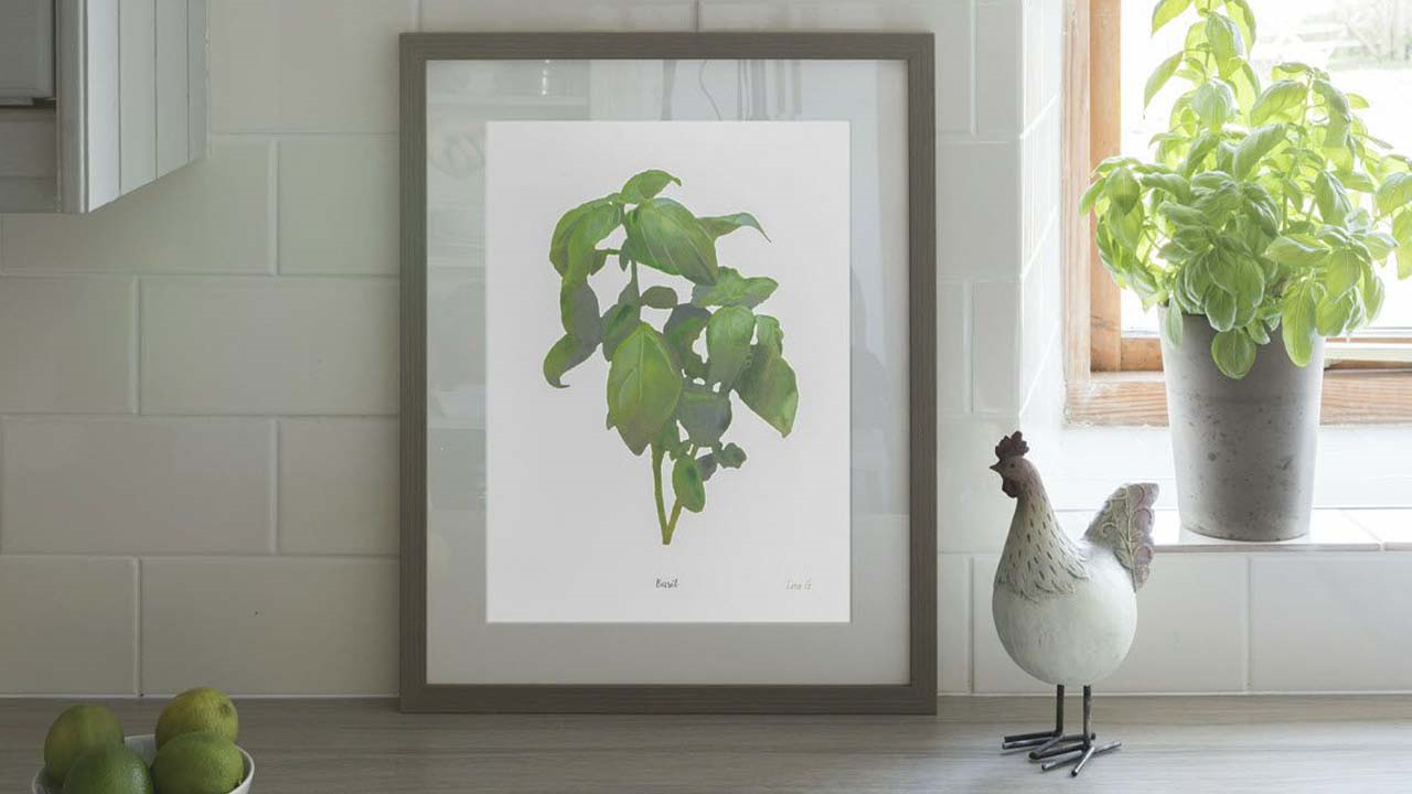 Botanical Art Elements