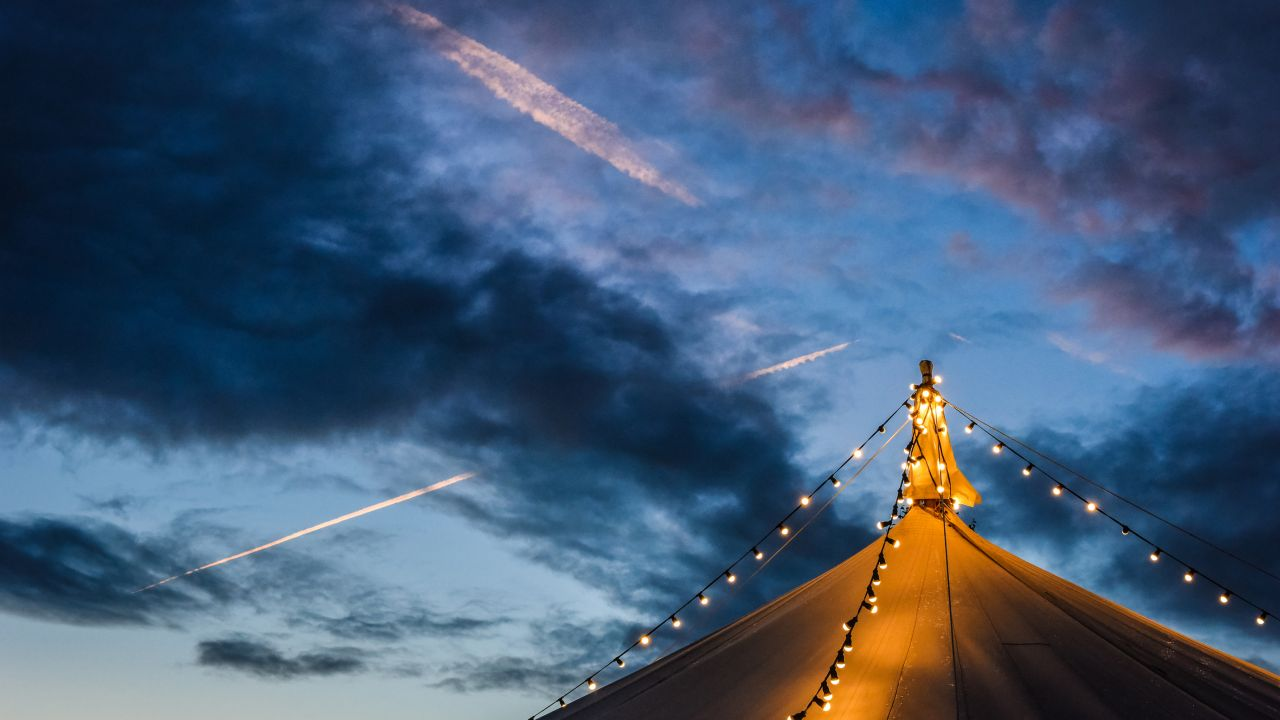 Hay Festival Winter Weekend